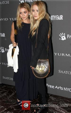 Mary-Kate Olsen and Ashley Olsen The Free Arts NYC 12th Annual Art Auction New York City, USA - 14.05.10