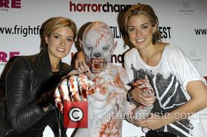Isabella Calthorpe And Gemma Atkinson, Gemma Atkinson and Channel 4