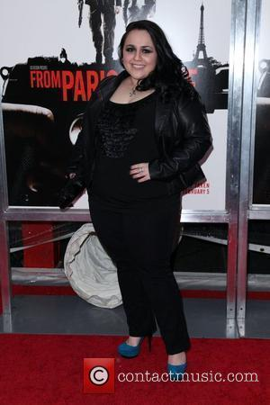 Nikki Blonsky  'From Paris With Love' premiere held at the Ziegfeld Theatre - Arrivals  New York City, USA...