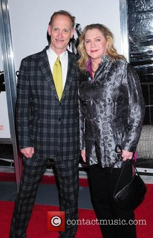 John Waters and Kathleen Turner 'From Paris With Love' premiere held at the Ziegfeld Theatre - Arrivals New York City,...