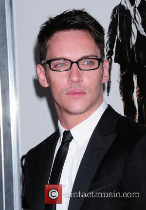Jonathan Rhys Meyers 'From Paris With Love' premiere held at the Ziegfeld Theatre - Arrivals New York City, USA -...