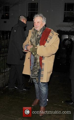 David Bailey attending the Freud Annual Christmas Party London, England - 17.12.09