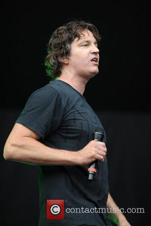 Browne And Third Eye Blind Play For Protesters