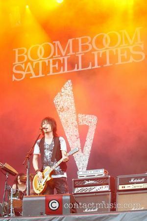 Japanese Band - Boom Boom Satellites