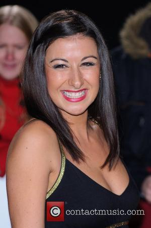 Hayley Tamaddon Galaxy National Book Awards held at the BBC Television Centre, White City. London, England - 10.11.10