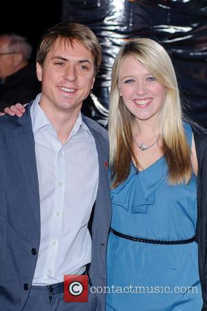 Joe Thomas and Emily Head Galaxy National Book Awards held at the BBC Television Centre, White City. London, England -...