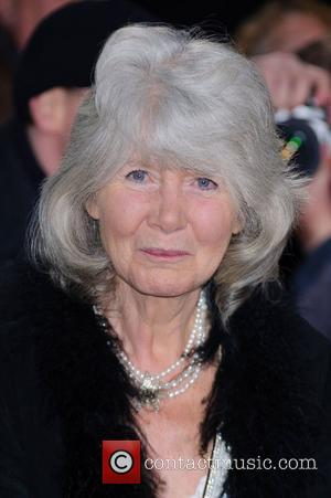 Jilly Cooper Galaxy National Book Awards held at the BBC Television Centre, White City. London, England - 10.11.10