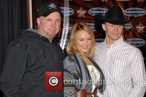 Garth Brooks, Jewel and Ty Murray