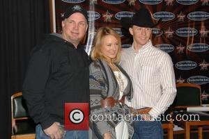 Garth Brooks, Jewel and Ty Murray