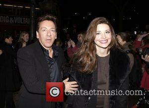 Ross King and guest Gary Barlow's 40th birthday concert at the O2 Shepherds Bush Empire - outside arrivals London, England...