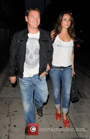 Sid Owen,  leaving Gary Cockerill book launch party at Home House London, England - 26.07.10