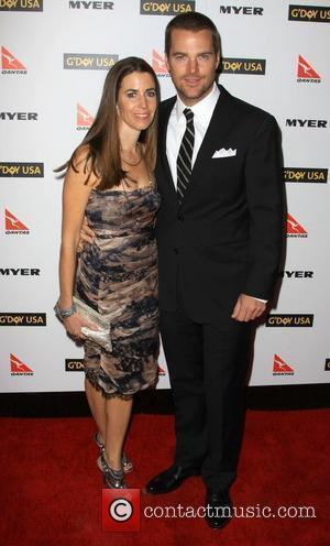 Chris O'Donnell and Caroline Fentress  G'Day USA 2010 Black Tie Gala at the Hollywood & Highland Centre - Arrivals...