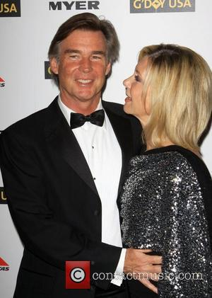 John Easterling and Olivia Newton-john
