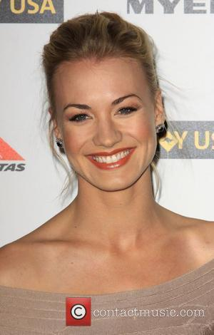 Yvonne Strahovski G'Day USA 2010 Black Tie Gala at the Hollywood & Highland Centre - Arrivals Hollywood, California - 16.01.10