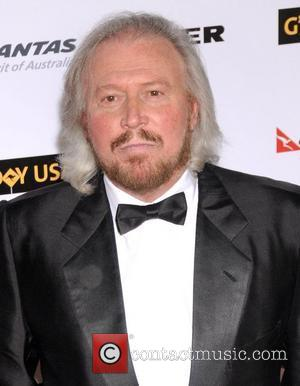 Barry Gibb 2011 G'Day USA Los Angeles Black Tie Gala to honor Barry Gibb, Roy Emerson and Abbie Cornish -...