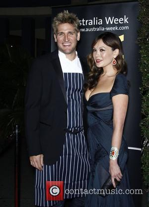 Curtis Stone and Lindsay Price 2011 G'Day USA Los Angeles Black Tie Gala to honor Barry Gibb, Roy Emerson and...