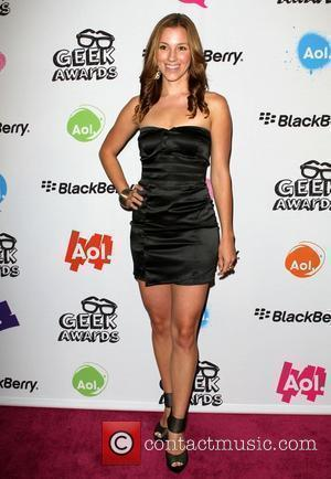 Carly Craig The 2010 AOL Geek Awards Held at The Conga Room Los Angeles, California - 18.08.10
