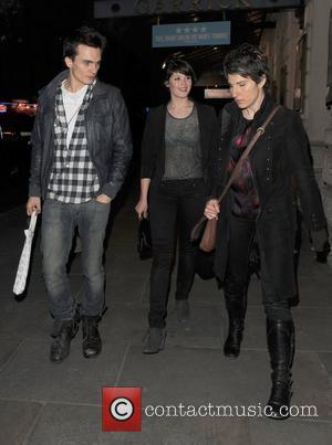 Gemma Arterton and Rupert Friend