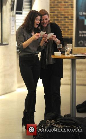 Gemma Arterton and Pippa Haywood