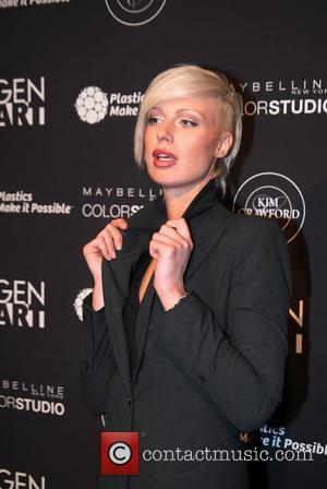 America's Next Top Model Caridee English  Gen Art presentsThe New Garde Fashion featuring four rising stars, including the winner...