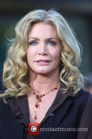 Shannon Tweed arrives for the Extra TV show interview at The Grove. Los Angeles, California - 30.11.10