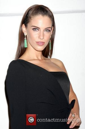Jessica Lowndes and Genesis