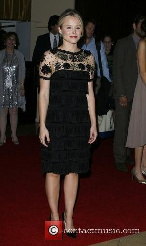 Kristen Bell and Genesis