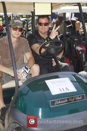 George Eads Launch of the Ann and George Lopez Foundation at the 3rd Annual George Lopez Celebrity Golf Classic at...