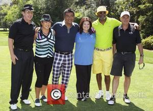 Tim Allen, Ann Lopez, George Lopez and Samuel L Jackson