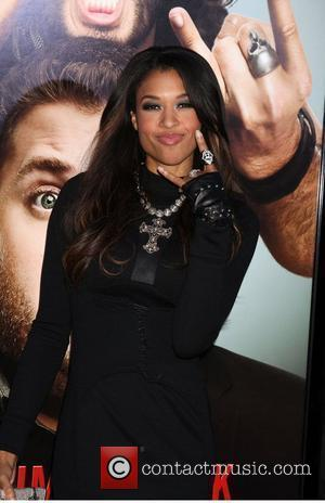 Kali Hawk Los Angeles Premiere of 'Get Him To The Greek' held at The Greek Theatre Los Angeles, California -...