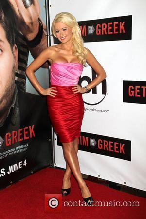 Angel Porrino Las Vegas screening of 'Get Him To The Greek' held at Planet Hollywood Resort and Casino Las Vegas,...