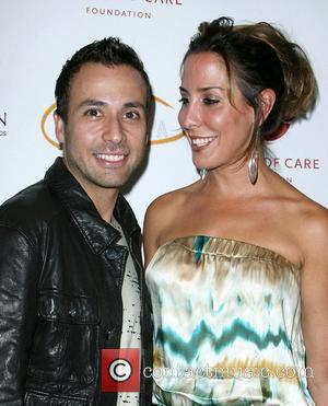 Howie Dorough and wife Leigh Boniello Lupus LA hosts the 2nd Annual 'Get Lucky For Lupus' Event held at the...