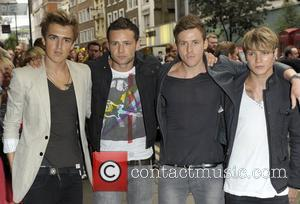 McFly 'Ghost Stories' press and VIP evening, held at Duke of Yorks Theatre - Arrivals London, England - 14.07.10