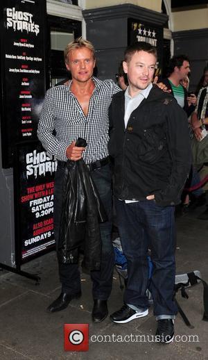 Marc Warren (left) and Marc Warren