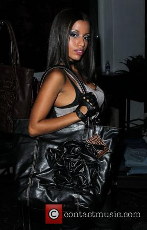 Lupe Fuentes Gifting Suite at Mario Barth King Ink at The Mirage Resort Hotel  Las Vegas, Nevada - 01.10.110