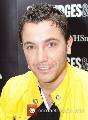 Gino D'Acampo  book signing for celebrity chef's new Italian cook book 'The Italian Diet' in Selfridges London, England -...