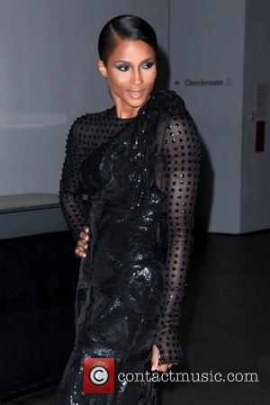 Ciara Givenchy celebrates the closing of Marina Abramovic's 'The Artist is Present' at The Museum of Modern Art - Arrivals...