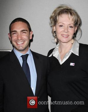 Jean Smart and Guest GLAAD Celebrates 25 Years of LGBT Images in the media held at The Harmony Gold Theatre...