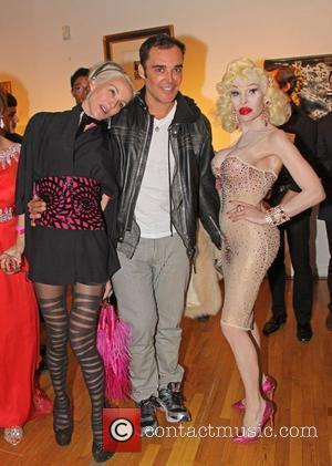 David Lachapelle and Amanda Lepore