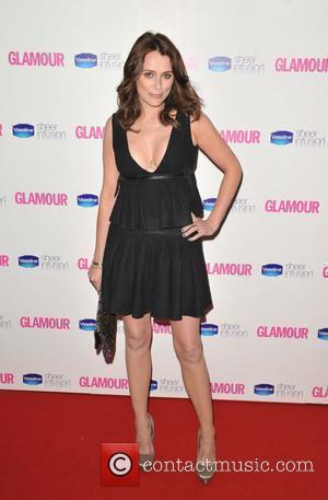 Keeley Hawes Glamour Women Of The Year Awards held at the Berkeley Square Gardens - Arrivals. London, England - 8.06.10