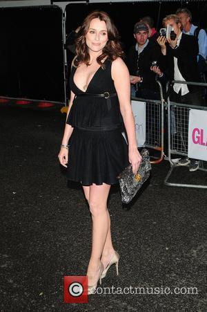 Keeley Hawes  Glamour Women of The Year Awards 2010 at Berkeley Square - Outside Arrivals London, England - 08.06.10