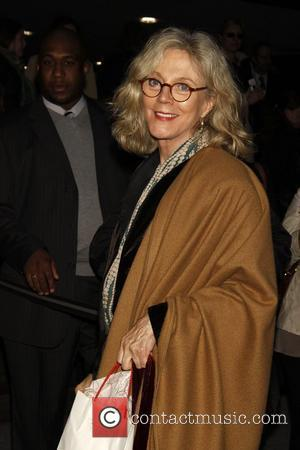 Blythe Danner  The opening night of 'The Glass Menagerie' at the Laura Pels Theatre at the Harold and Miriam...