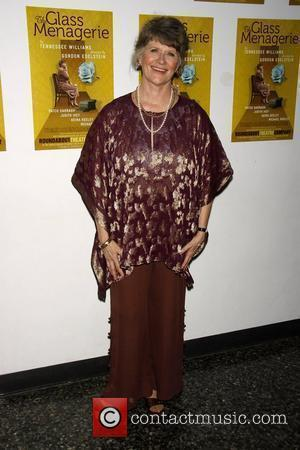 Judith Ivey The opening night of 'The Glass Menagerie' at the Laura Pels Theatre at the Harold and Miriam Steinberg...