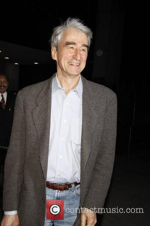 Sam Waterston The opening night of 'The Glass Menagerie' at the Laura Pels Theatre at the Harold and Miriam Steinberg...
