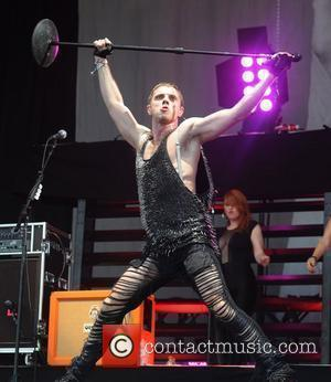 Jake Shears and Scissor Sisters