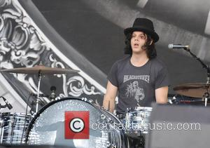 Jack White of The Dead Weather The 2010 Glastonbury Music Festival held at Worthy Farm in Pilton - Day 3...