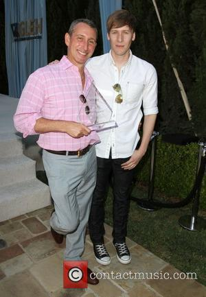Adam Shankman and Dustin Lance Black