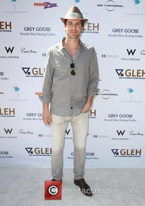Gale Harold The 9th Annual GLEH Garden Party Los Angeles, California - 03.10.10