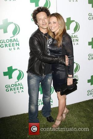 Billy Morrison and wife Global Green USA 7th Annual Pre-Oscar Party 'Greener Cities for a cooler Planet' held at Avalon....