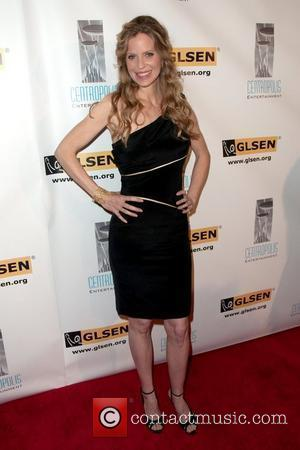 Kristin Bauer 6th Annual GLSEN Respect Awards, held at Beverly Hills Hotel - Arrivals Los Angeles, California - 08.10.10
